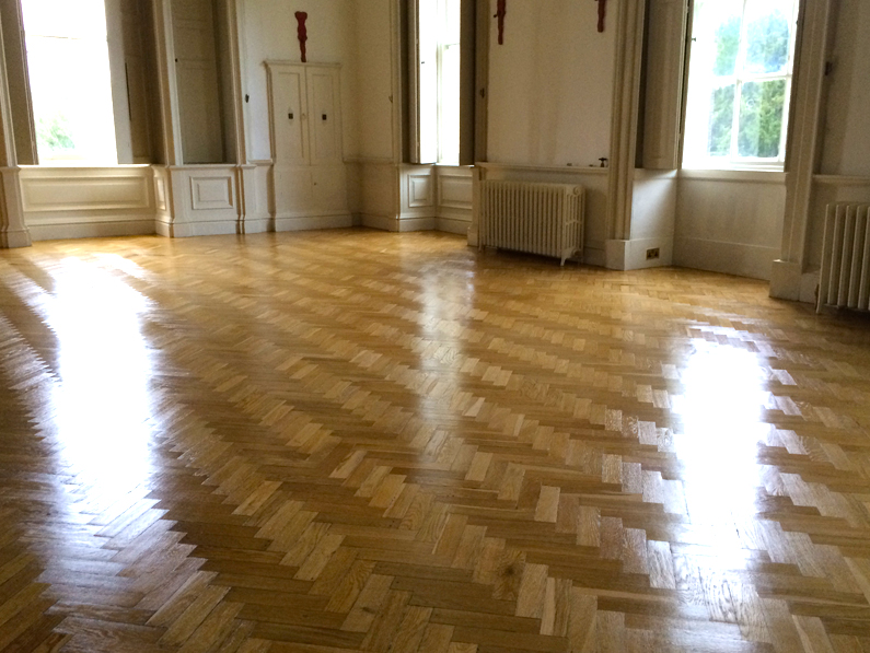 Georgian Stately Home Flooring Renovation - After